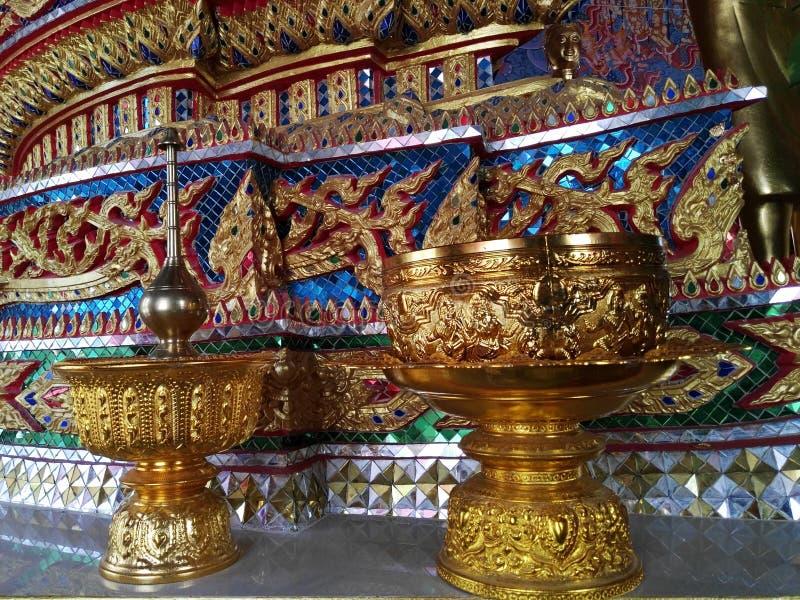 Тайская поддача стоковые фото