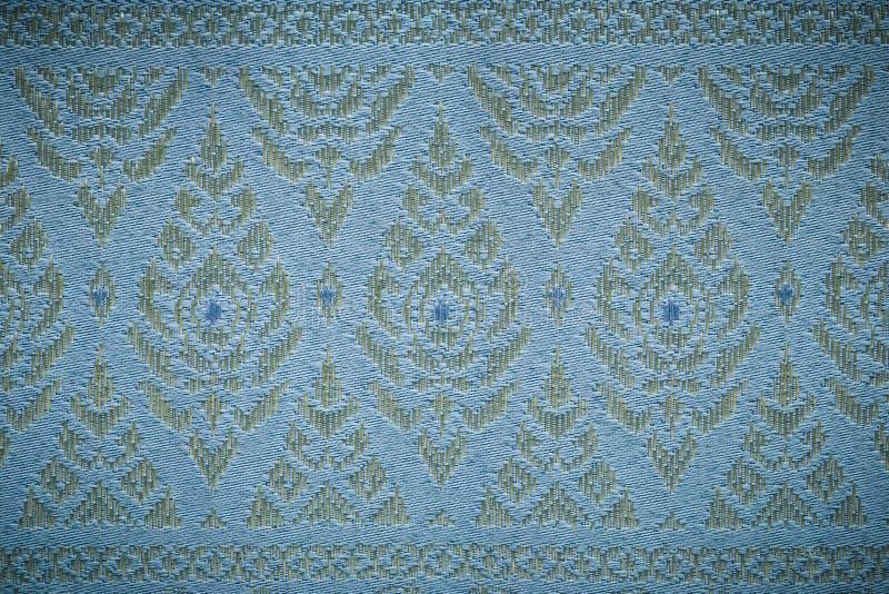 Тайская предпосылка картины/тайская картина/тайская картина Silk предпосылки стоковые фото