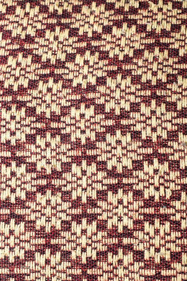 Тайская предпосылка картины silk ткани стоковые изображения rf