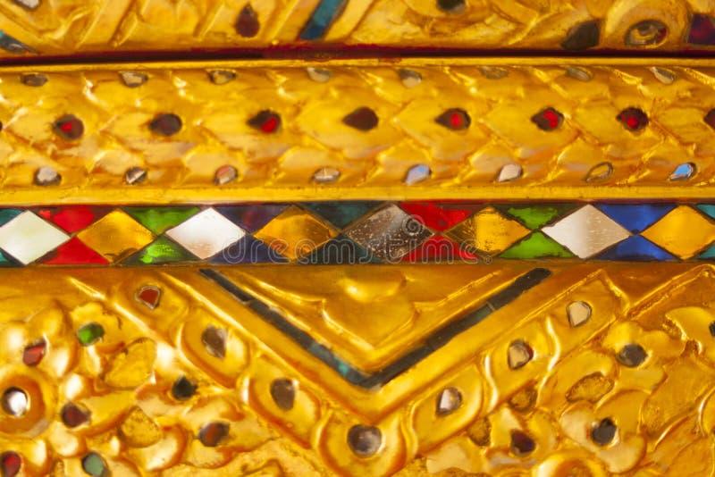 Тайские текстуры стоковые фото