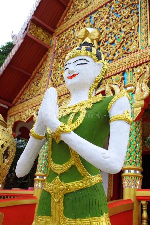 Тайский идол faerie стоковое изображение