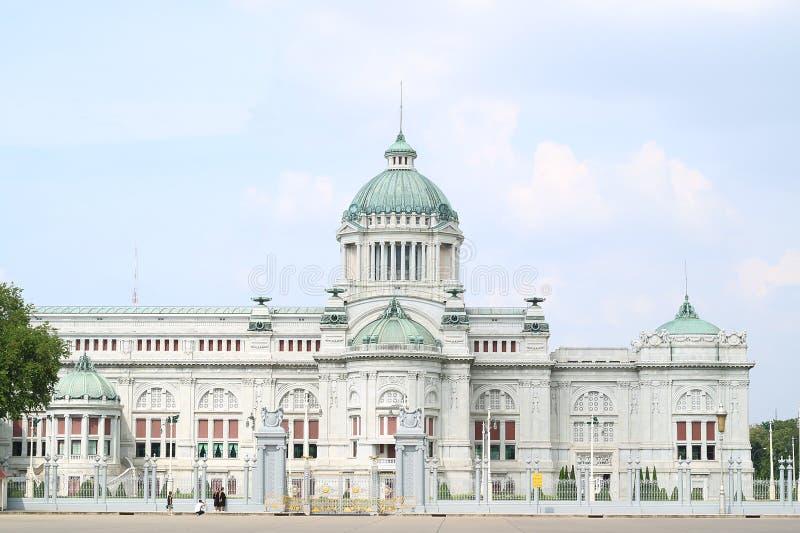Тайский королевский дворец Бангкок Кингдом Оф Тюаиланд стоковое изображение rf