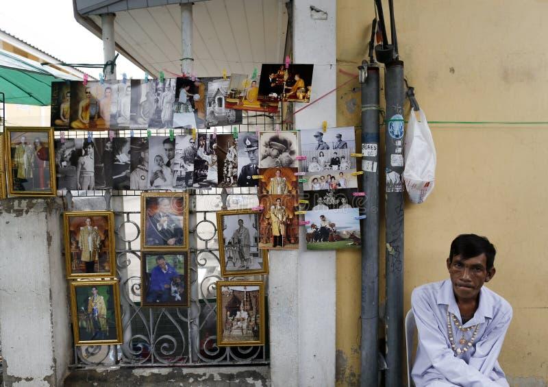 Тайский король Смерть стоковые фото