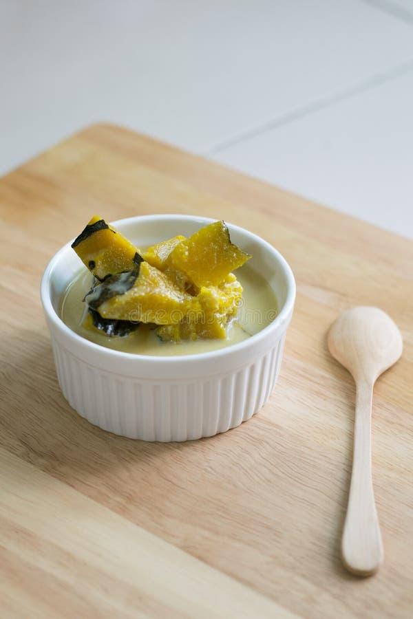 Тайский традиционный или тайский десерт стоковые изображения