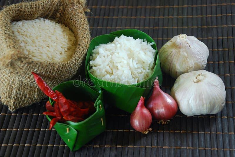 Тайский традиционный ингридиент стоковая фотография rf