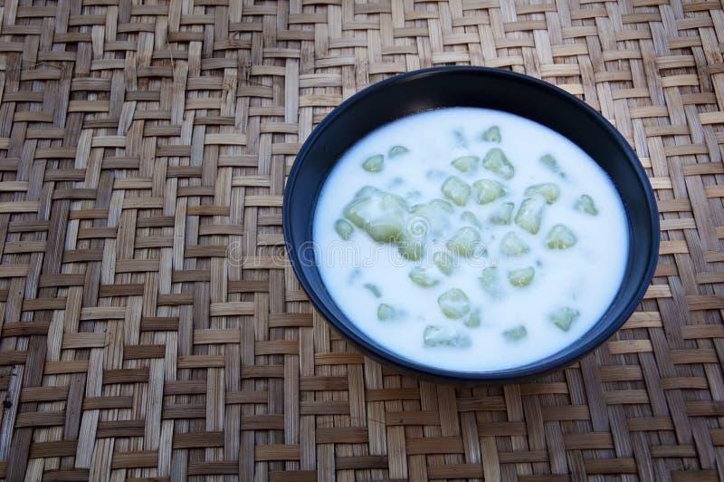 тайское десерта сладостное стоковая фотография rf