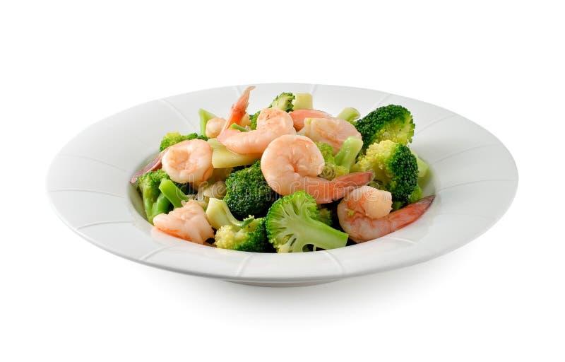 тайское еды здоровое стоковая фотография rf