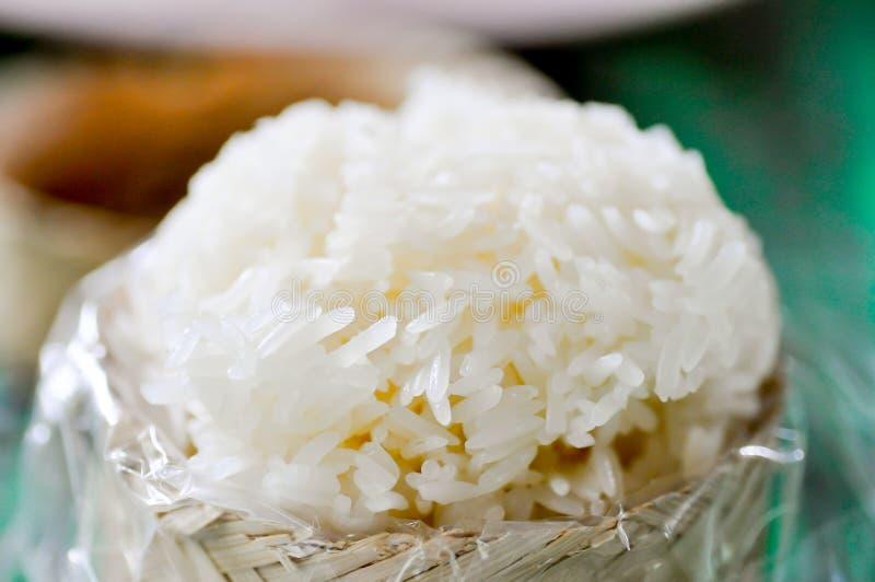тайское риса липкое стоковые изображения