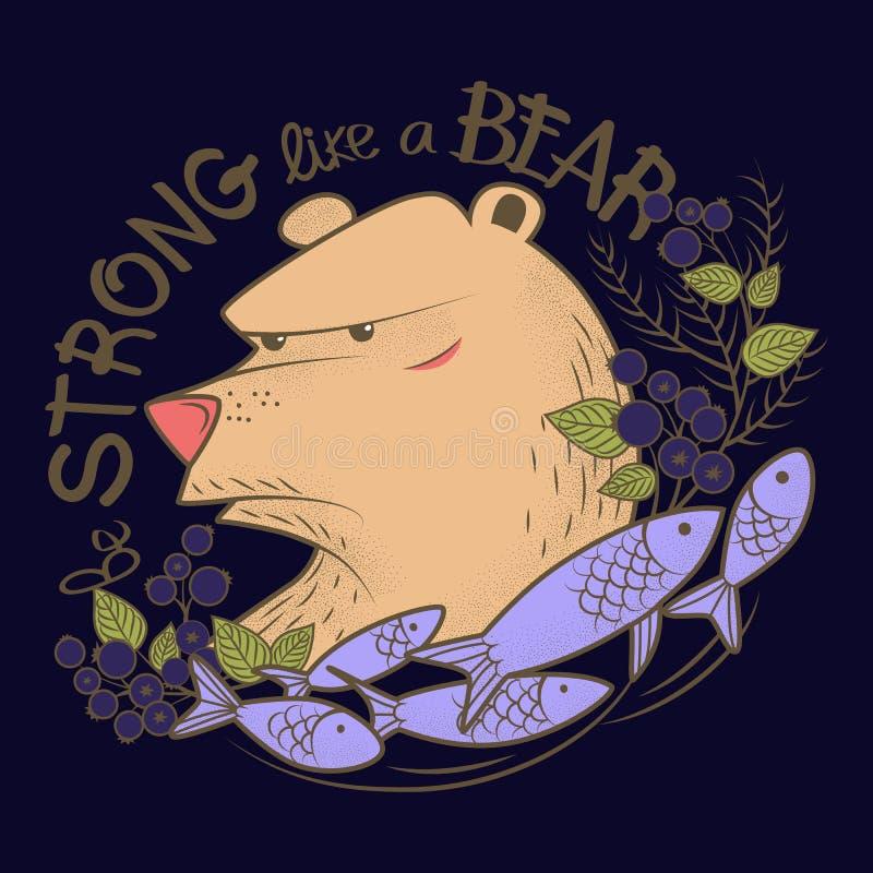 также вектор иллюстрации притяжки corel Смогите быть использовано для печати футболки младенца, дизайна печати моды, детей несите стоковое фото rf