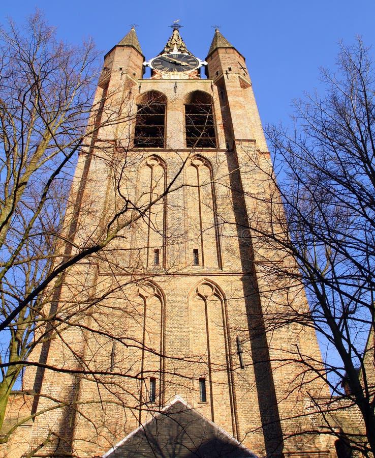также как место Польша s христианской церков винзавода известное названное старое там возвышаются городок куда zywiec delft стоковые изображения