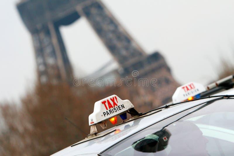 таксомотор кабины стоковая фотография rf