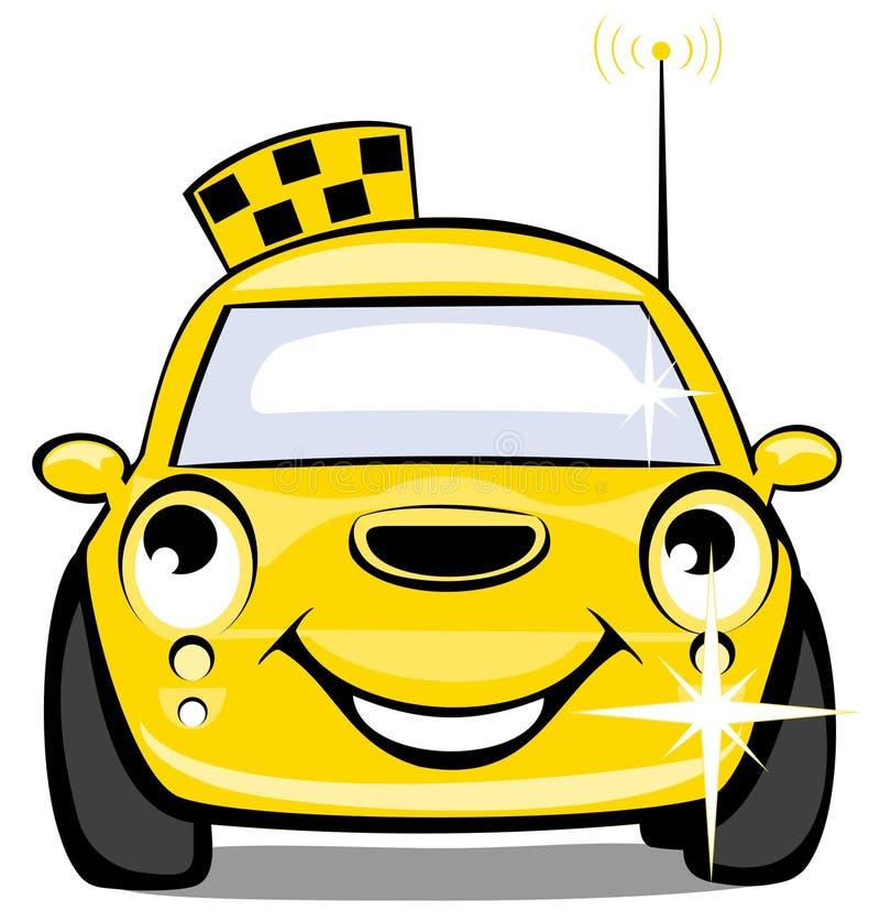 таксомотор бесплатная иллюстрация