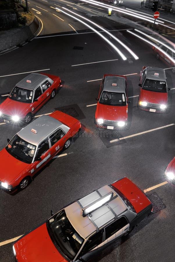 таксомотор стоковые фотографии rf