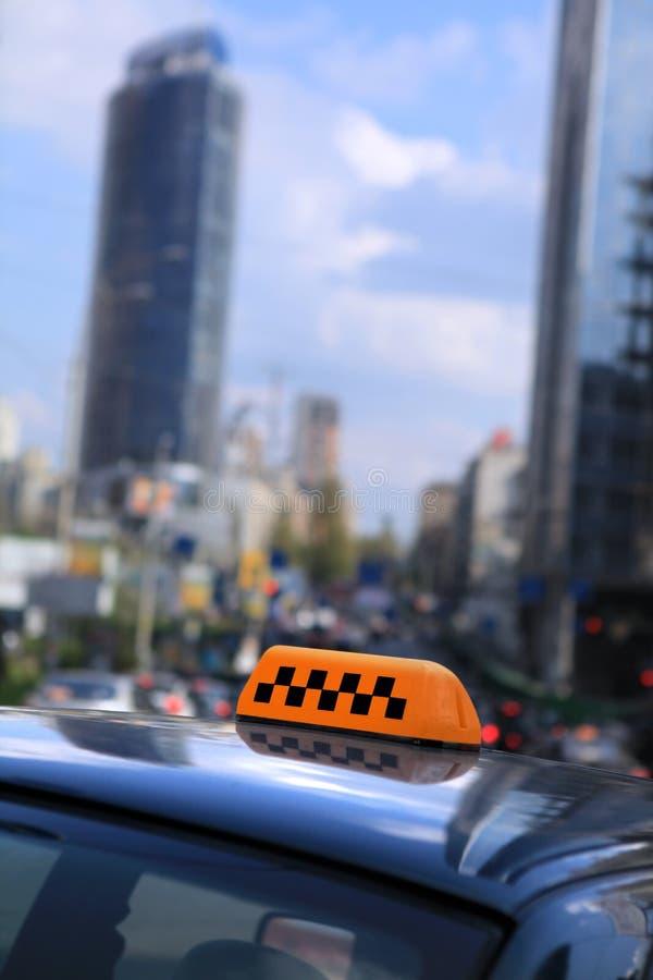 Таксомотор стоковые изображения rf
