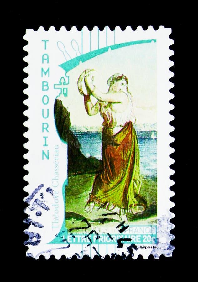 Тамбурин, serie книги музыки, около 2010 стоковые изображения