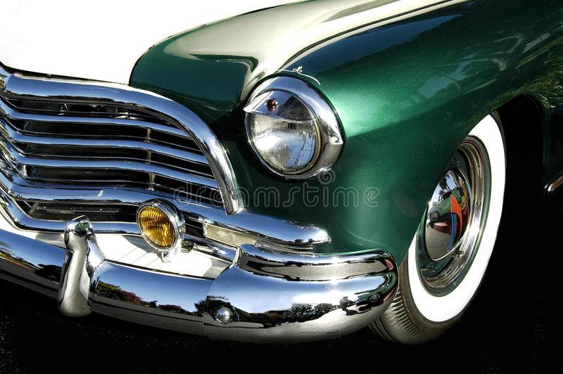 таможня античного автомобиля стоковая фотография rf