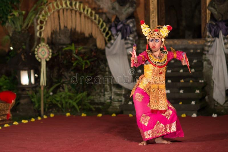 Танец Barong в Бали стоковые фото