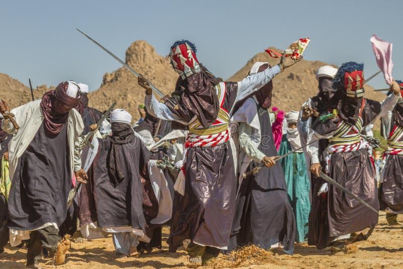 Танец Seibaiba стоковое фото