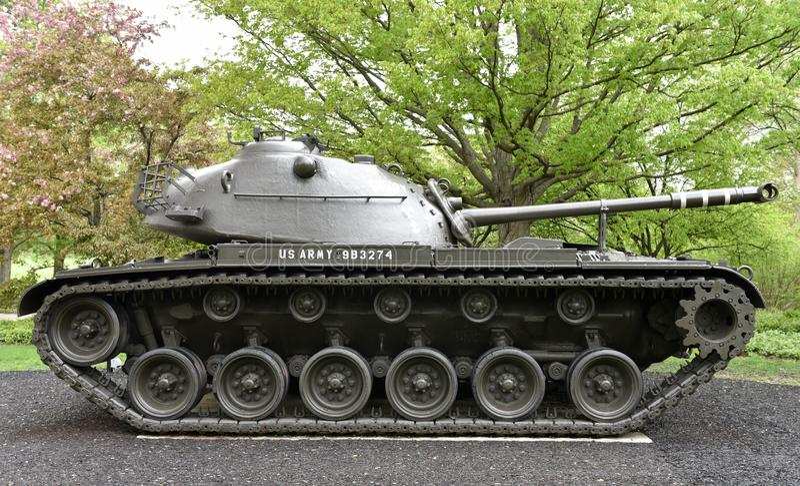 Танк Patton стоковые фотографии rf