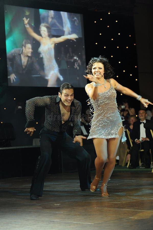 танцоры стоковые изображения rf