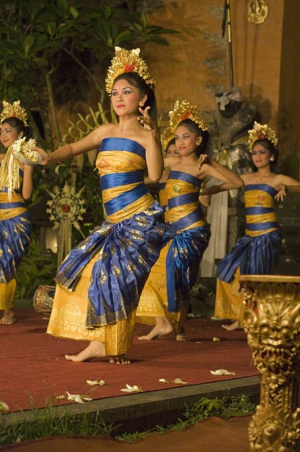 Танцоры Ramayana стоковые изображения rf