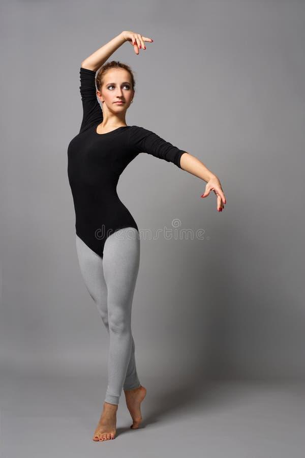 танцор балета стоковое изображение rf