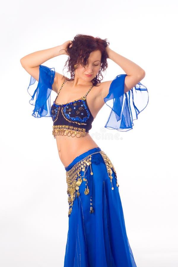 танцор живота стоковое изображение