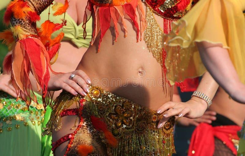 танцор живота стоковое фото rf