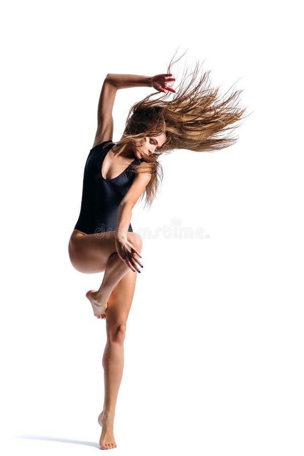 танцор идет стоковые фото