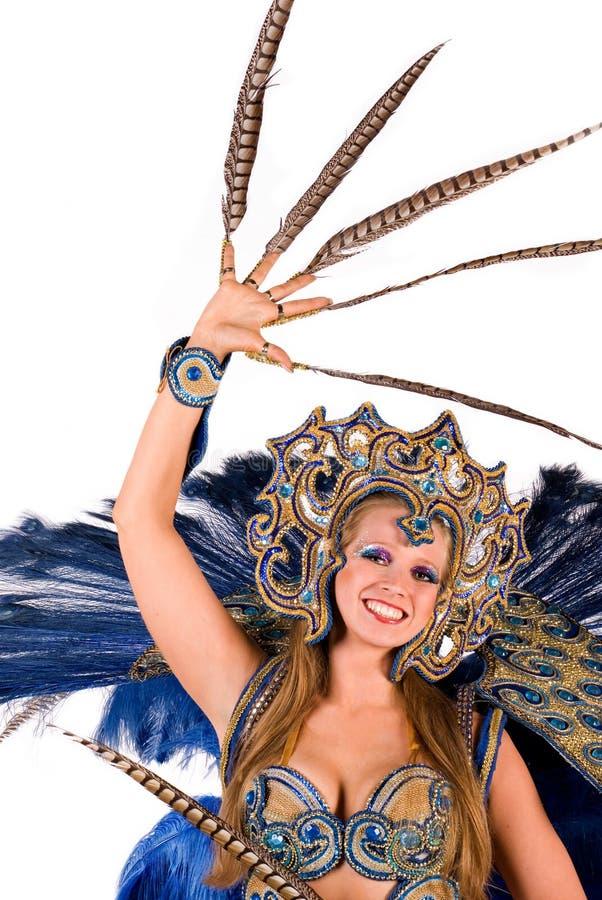танцор масленицы стоковое фото rf