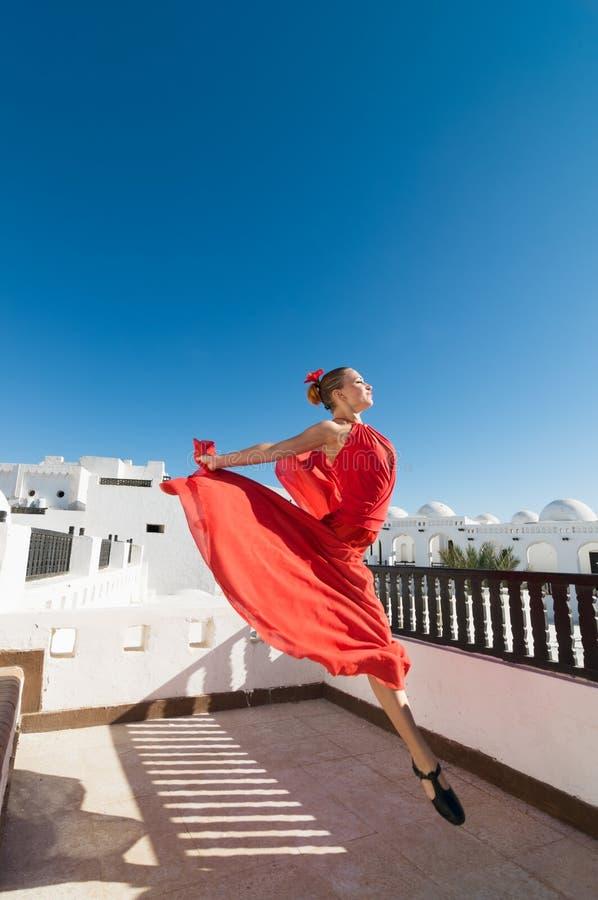 Танцор Flamenco стоковые фото