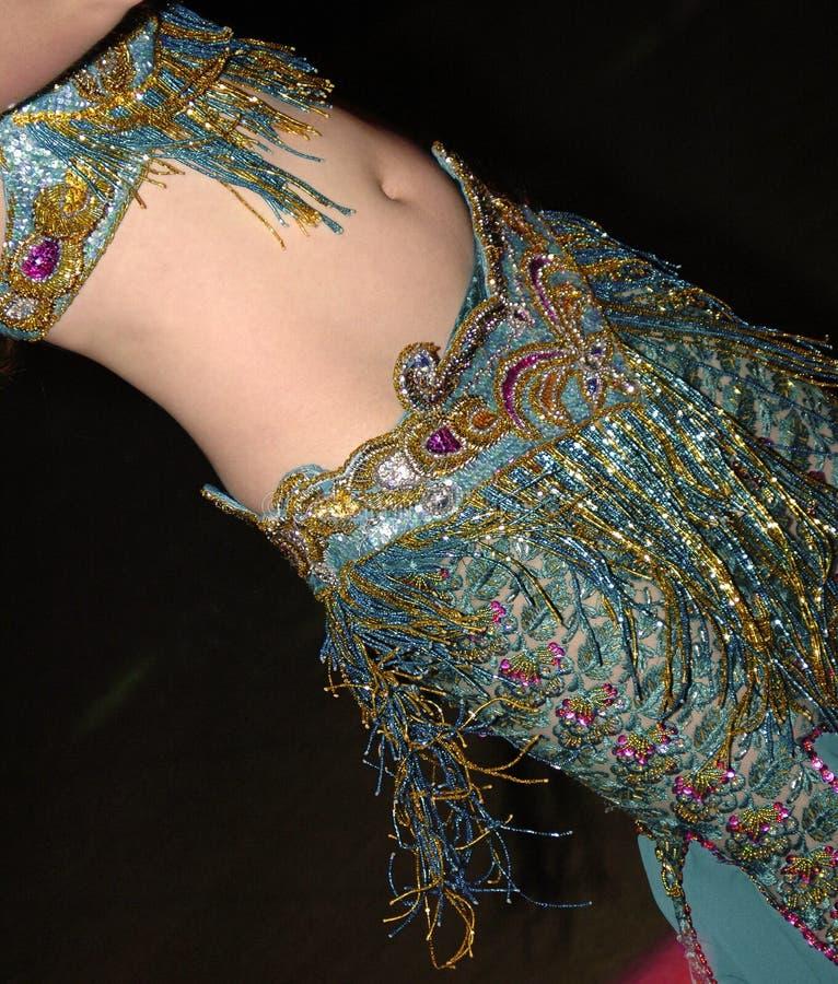 танцор oriental стоковая фотография rf