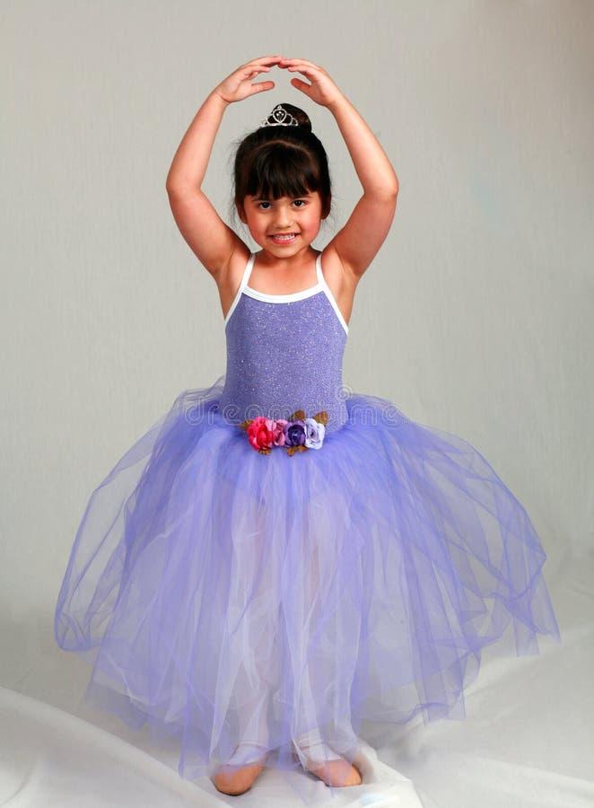 танцулька балерины стоковая фотография