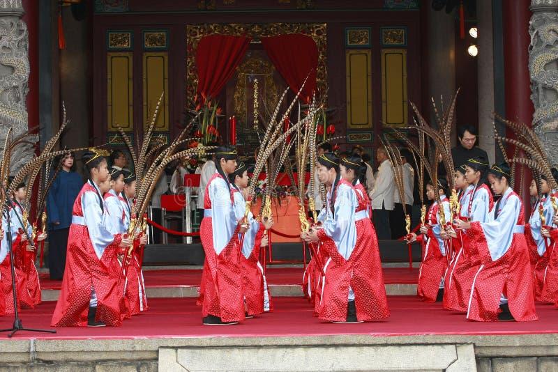 танцулька китайца стоковое изображение rf