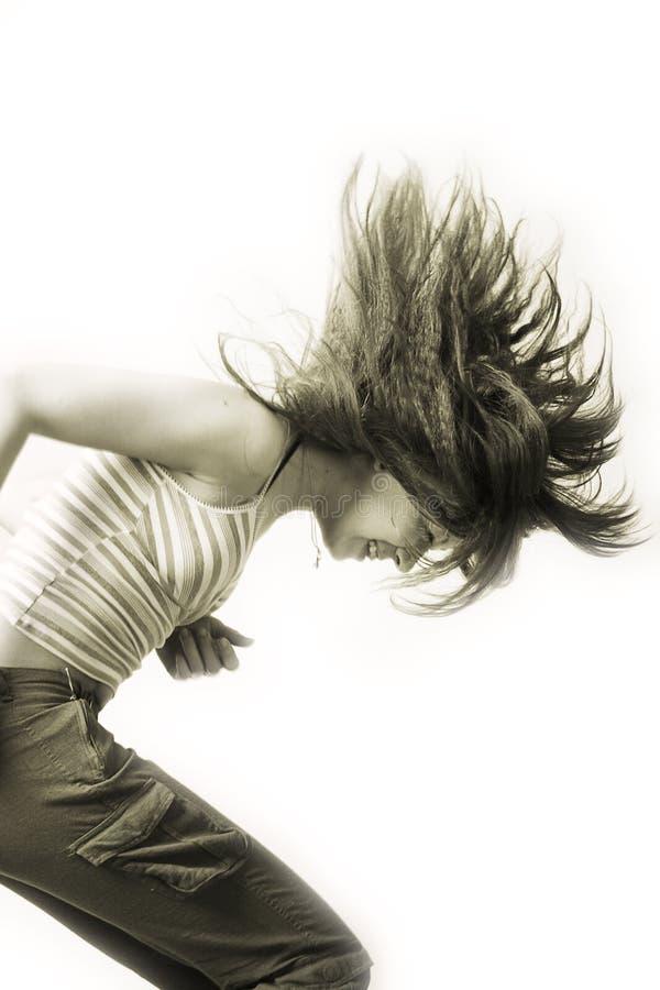 танцулька стоковая фотография