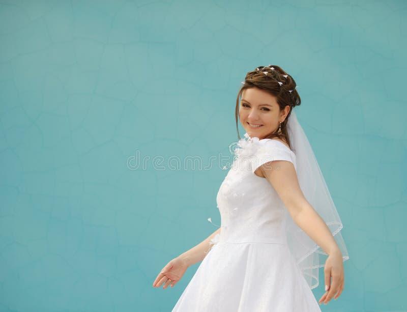 танцы невесты стоковое фото