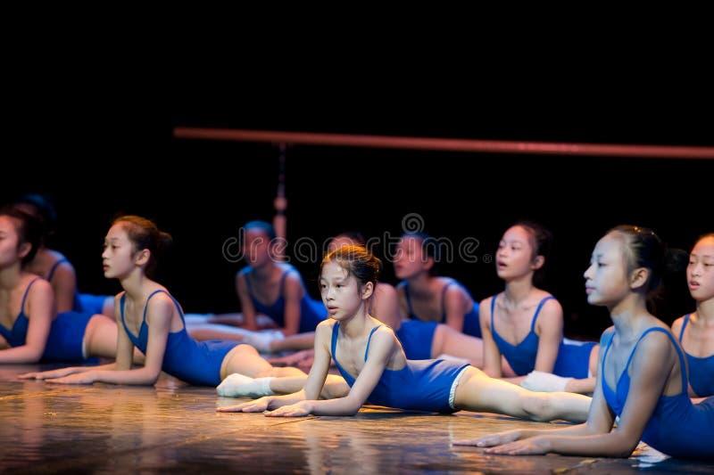 Танц-классы: основы профессии стоковое изображение