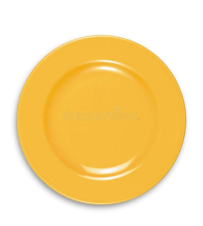 тарелка стоковое изображение