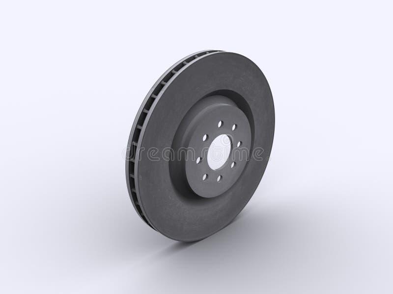 Download Тарельчатые тормозы автомобиля Иллюстрация штока - иллюстрации насчитывающей компонент, часть: 41657557