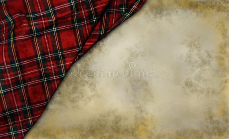 Тартан стоковая фотография