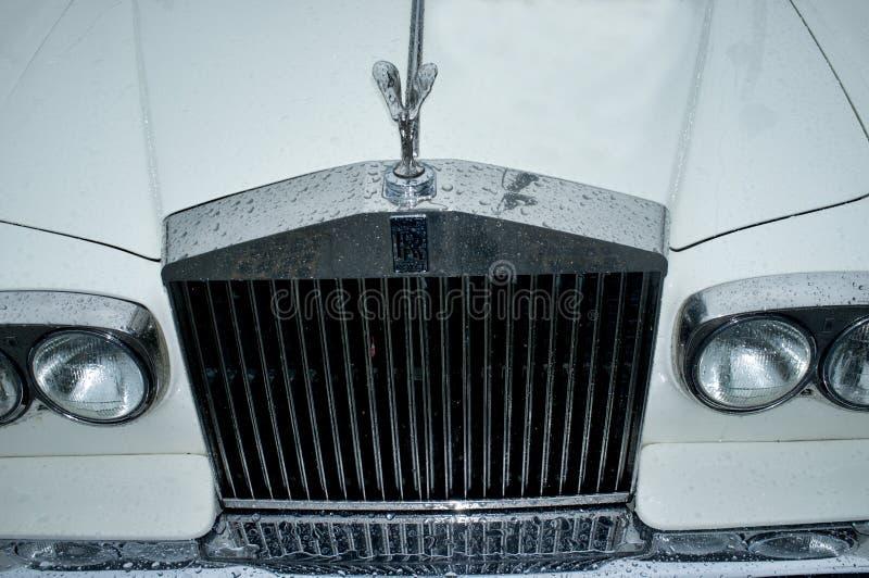 талисман Rolls Royce стоковые изображения