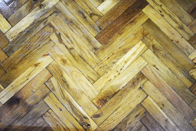 твердая древесина с геометрической картиной стоковое фото rf