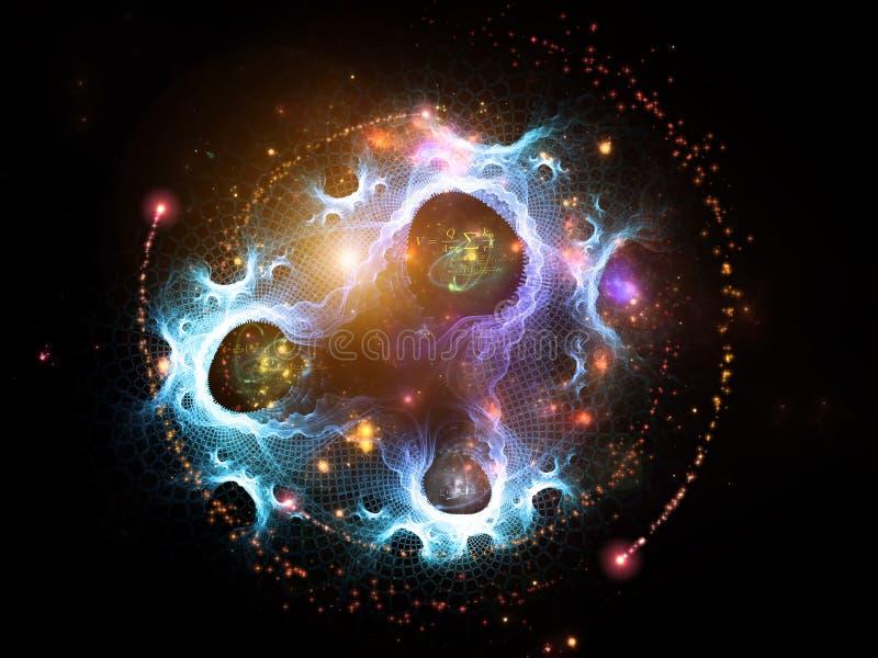 Творение науки иллюстрация штока