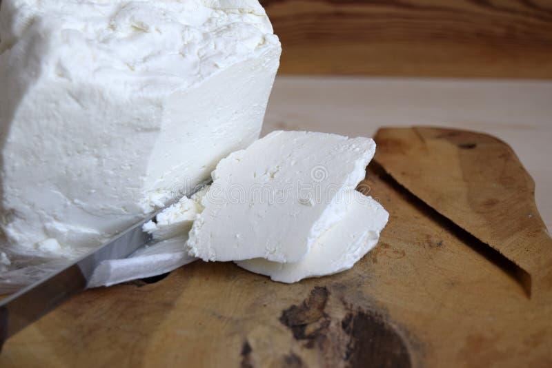Творог классический молочный продучт стоковые изображения