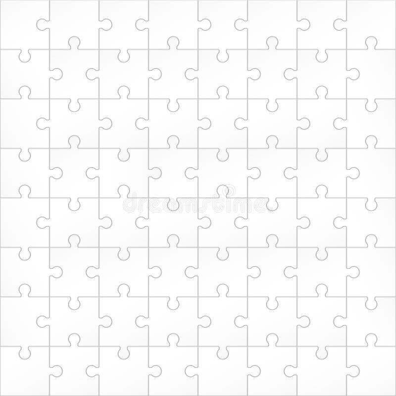 Творческая иллюстрация вектора мозаики соединяет предпосылку Шаблон модель-макета пробела дизайна искусства концепции дела абстра иллюстрация вектора