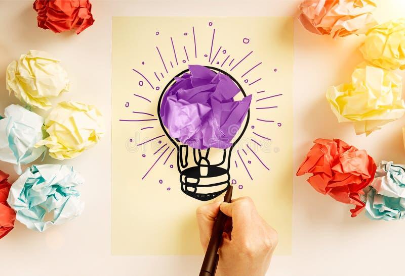 творческая идея стоковые изображения