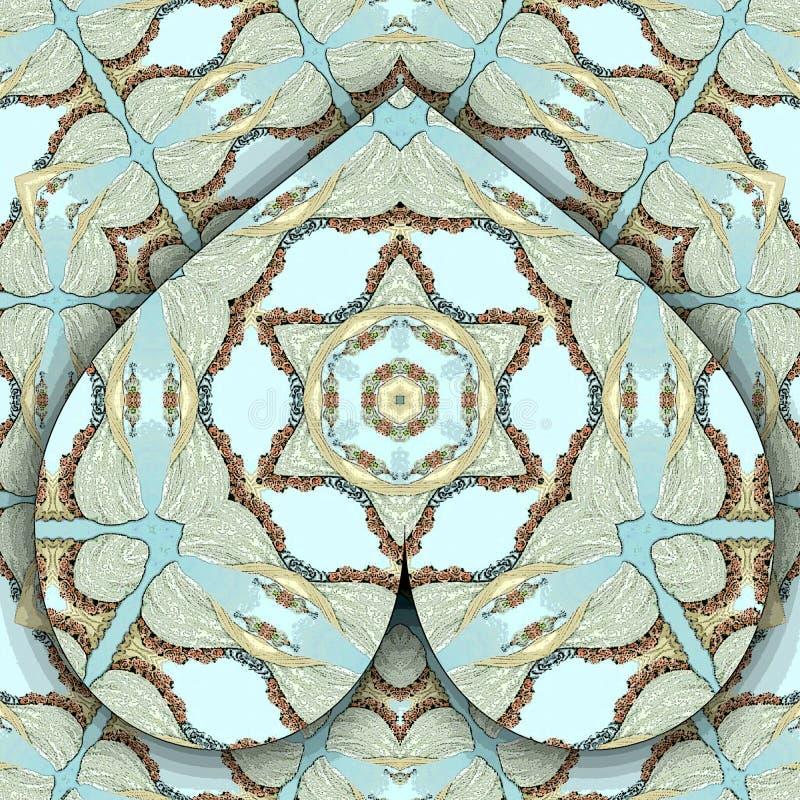 Творческая шуточная карточка с скачками вертикальным сердцем в цвете голубого неба стоковая фотография rf