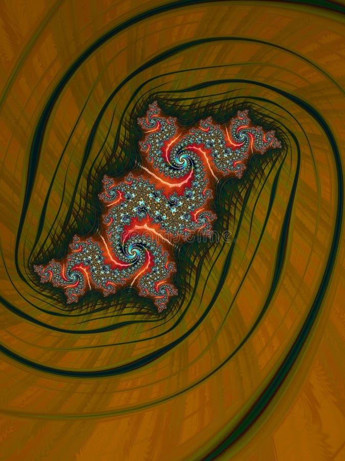 творческий шторм стоковое изображение
