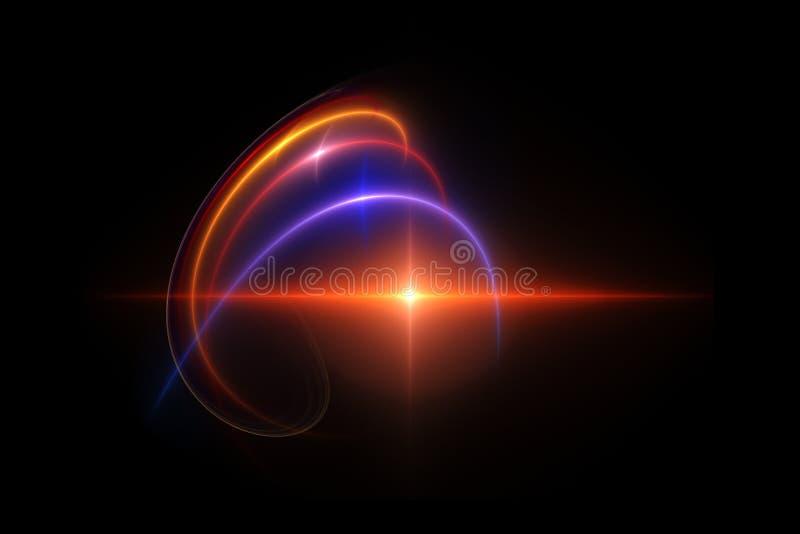 творческий элемент представляет науку иллюстрация штока