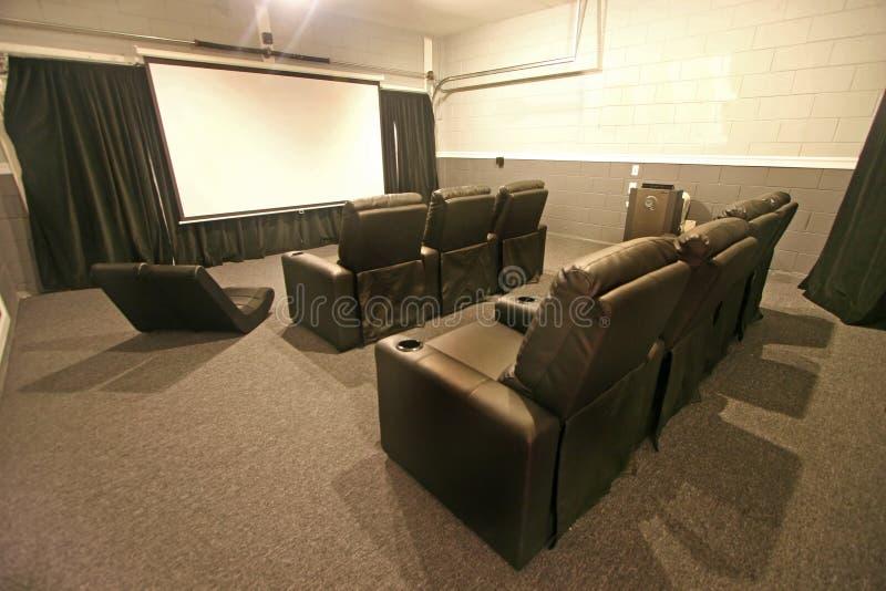 театр комнаты стоковые изображения rf